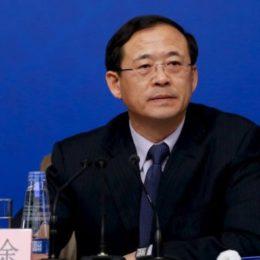 China Removes Boss of Stock Market