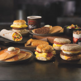 All Day Breakfast Starts At McDonald's (NYSE:MCD)